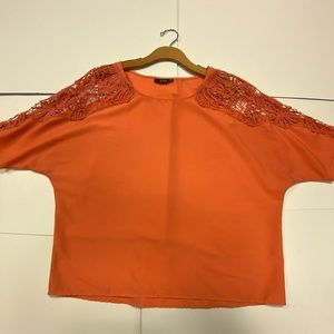 ana Coral Blouse